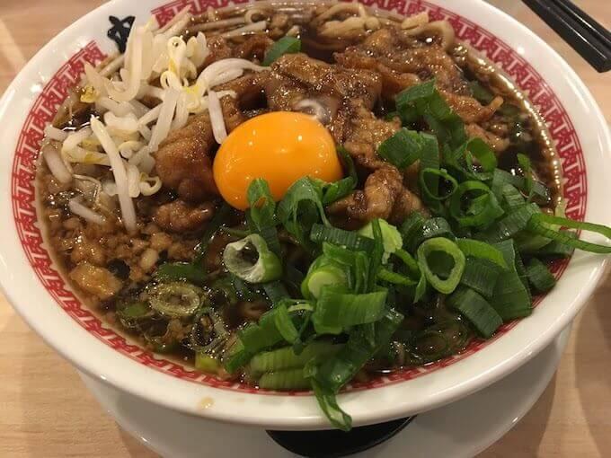 肉汁麺ススムの肉汁ラーメンレビュー!