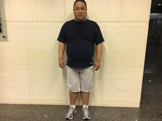 体重5kg減量